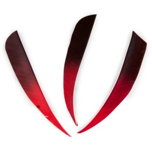 "Multicolor Turkey Feathers 4"""