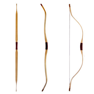 "Traditional Bow ""Arpad"""