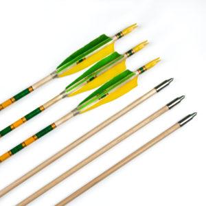 Custom-made art arrows