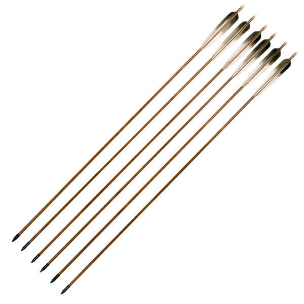 Manchu bamboo arrows