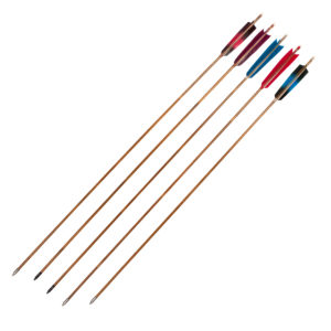 Kyudo style bamboo arrows