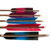 Kyudo style bamboo arrows 2